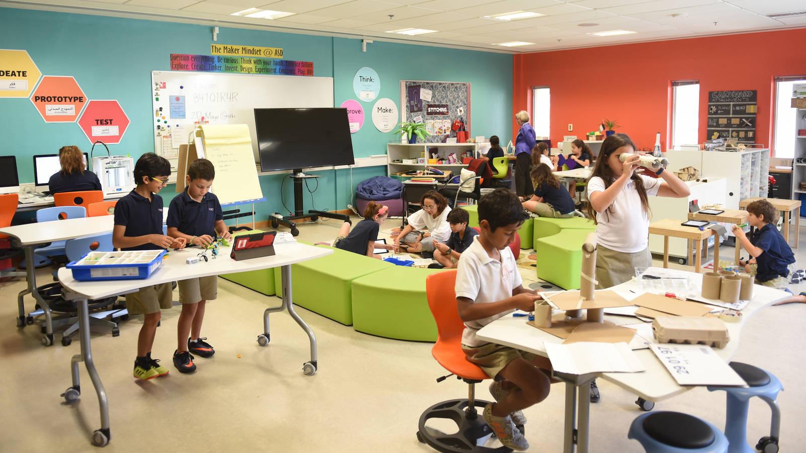 School of Dubai